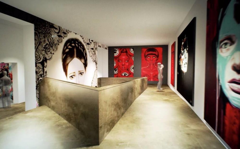 стрит-арт музей