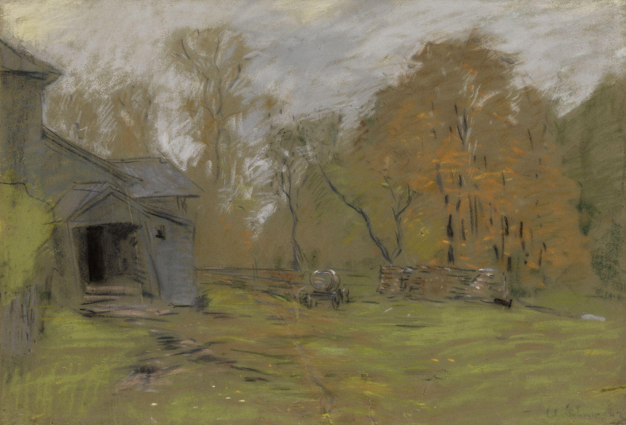 Lot 72 Isaak Levitan, Autumn