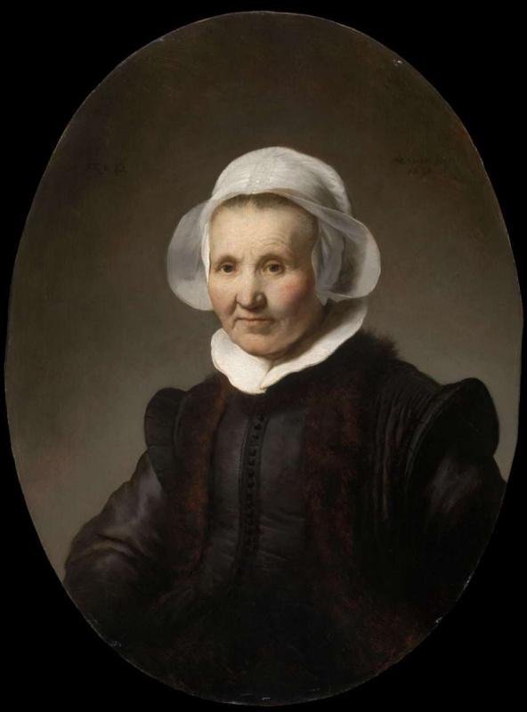 голандское искусство рембрандт