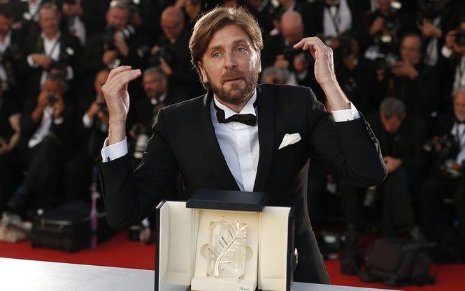 «Золотую пальмовую ветвь» Каннского кинофестиваля получил шведский кинорежиссер