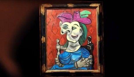 Портрет коханки Пікассо пішов змолотка за45 мільйонів доларів